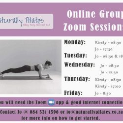 Naturally Pilates is Online